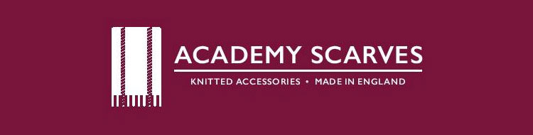 College Scarves | Ideal for Schools & University - Academy Scarves